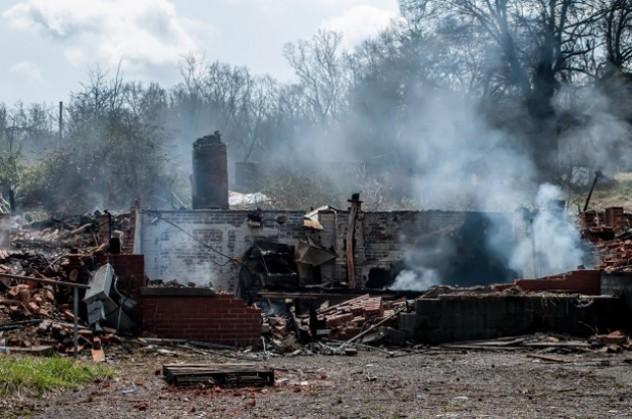 сгорел дом судьи