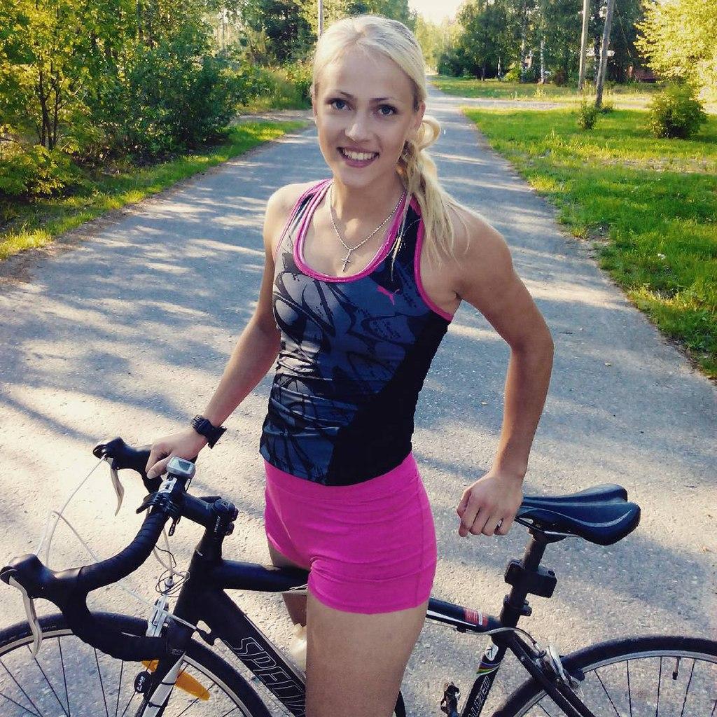 Йоханна Пикяляйнен биатлонистка