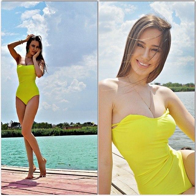 Анастасия Костенко модель
