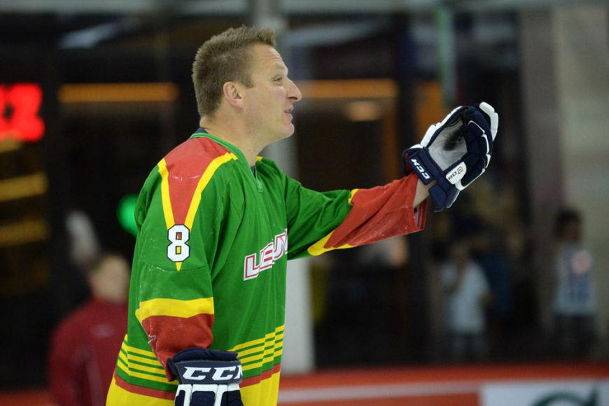 Каспарайтис сборная Литвы