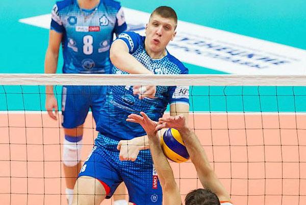 Кимеров волейбол