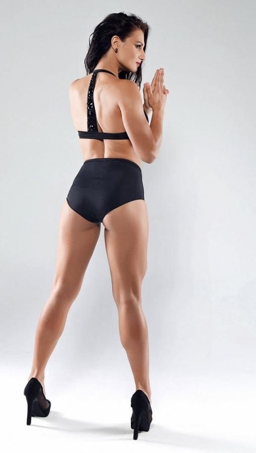 Ксения Доскалова без одежды