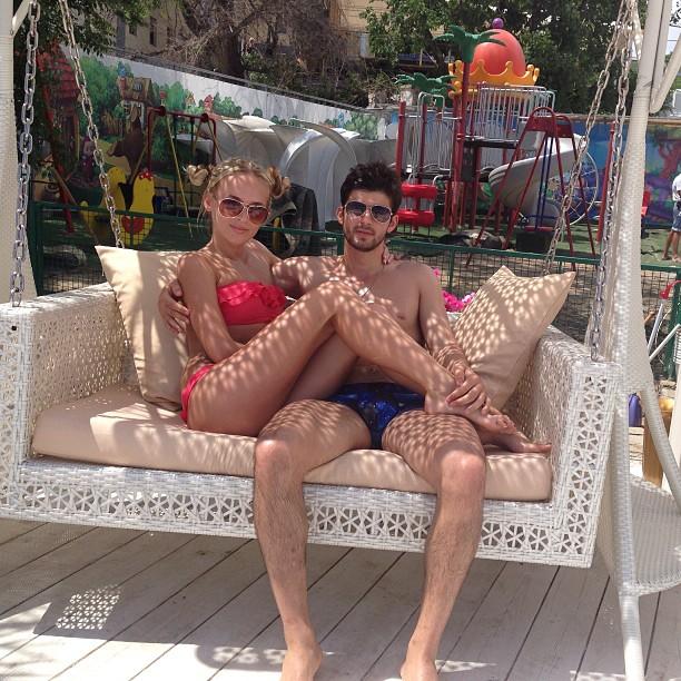 Денис и Анжелика Терентьевы