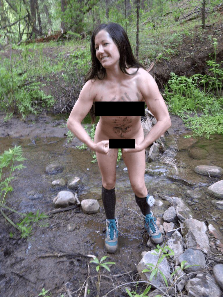 Анджела Магана голая