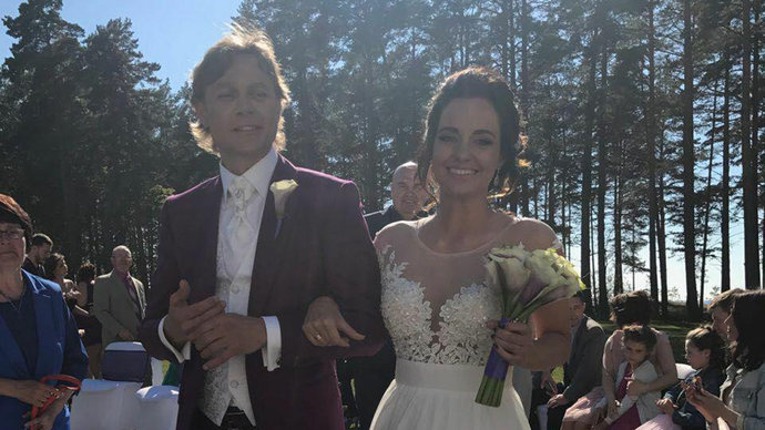 Карпин свадьба