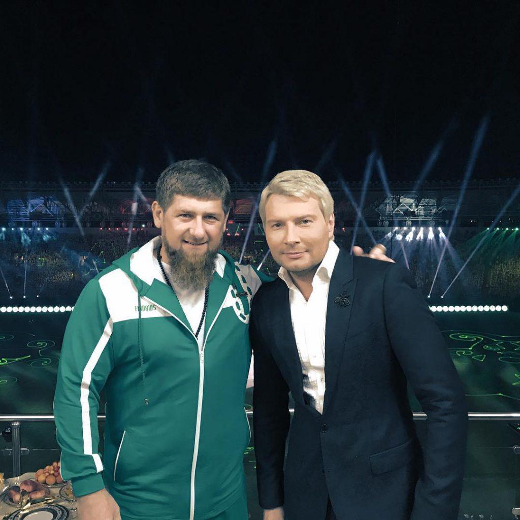 Басков и Кадыров