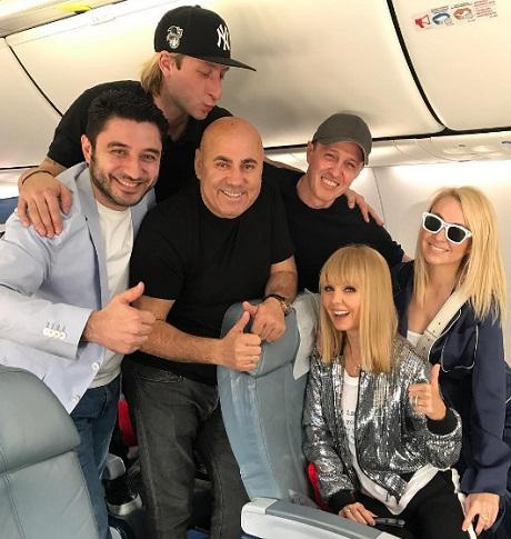 Плющенко, Верник, Валерия, Пригожин в Грозном