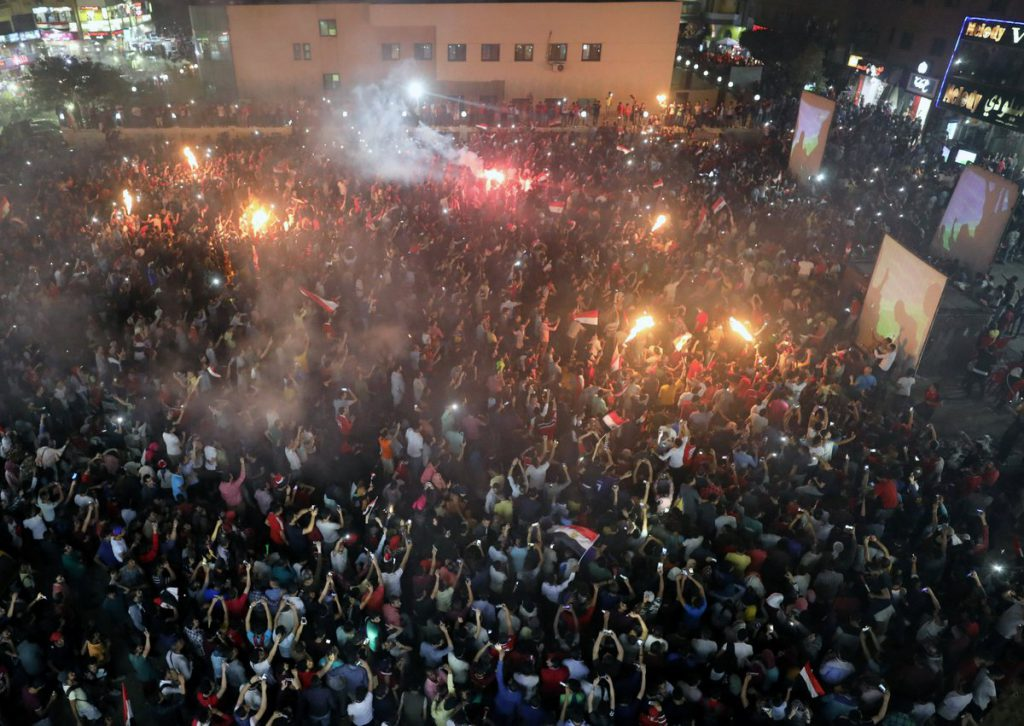 сборная Египта фанаты