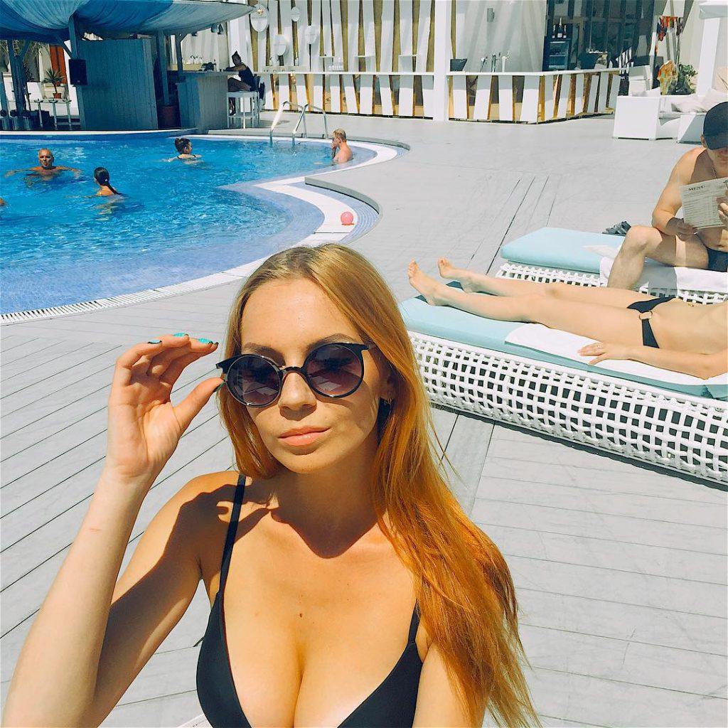 Ангелина Райская без одежды