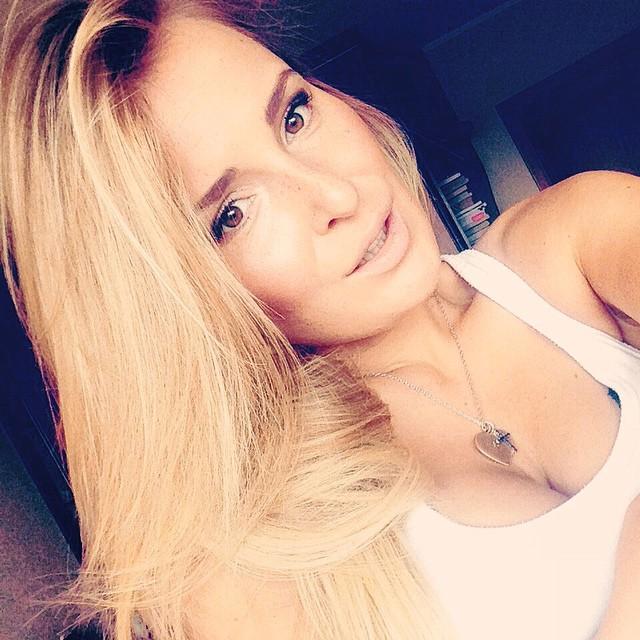 Мария Бас грудь