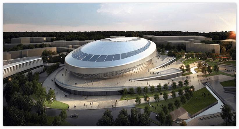 Хумо Арена Ташкент