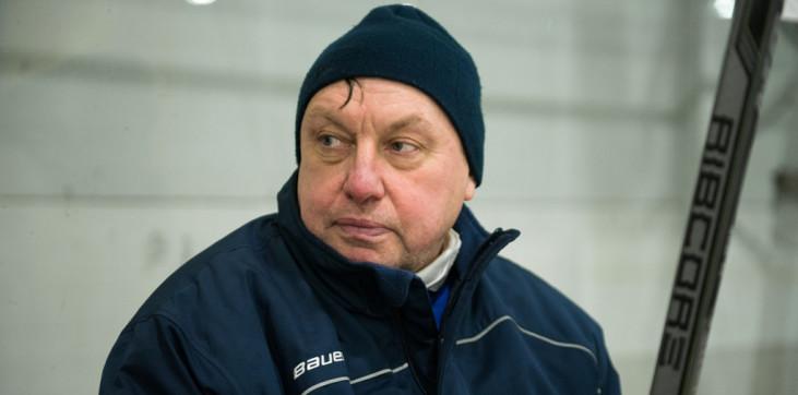 Александр Зыбин тренер