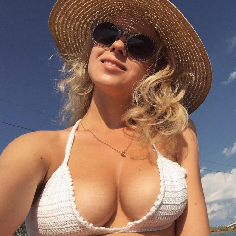 Тригубчак на пляже