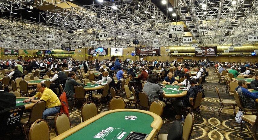Турнир покер